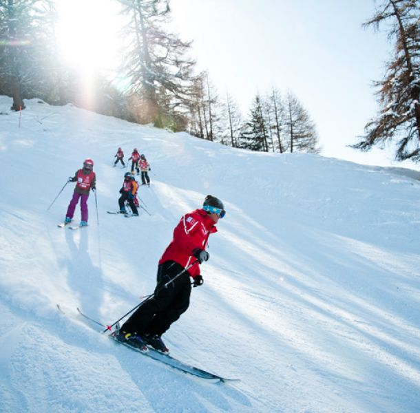 Discover the slopes with ESS Veysonnaz